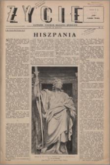 Życie : katolicki tygodnik religijno-społeczny 1947, R. 1 nr 24