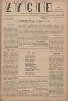 Życie : katolicki tygodnik religijno-społeczny 1947, R. 1 nr 26