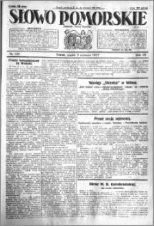 Słowo Pomorskie 1927.06.03 R.7 nr 126