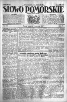 Słowo Pomorskie 1927.06.09 R.7 nr 130