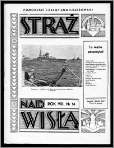 Straż nad Wisłą 1938, R. 8, nr 14