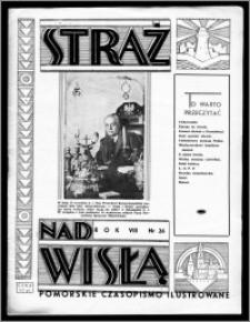 Straż nad Wisłą 1938, R. 8, nr 26