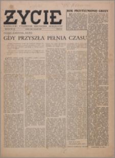 Życie : katolicki tygodnik religijno-społeczny 1949, R. 3 nr 1 (80)