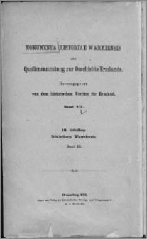 Monumenta literaria Warmiensia