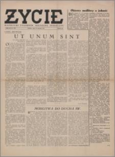 Życie : katolicki tygodnik religijno-społeczny 1949, R. 3 nr 3 (82)