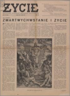 Życie : katolicki tygodnik religijno-społeczny 1949, R. 3 nr 16 (95)