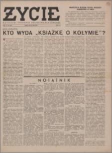 Życie : katolicki tygodnik religijno-społeczny 1949, R. 3 nr 20 (99)