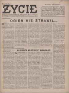 Życie : katolicki tygodnik religijno-społeczny 1949, R. 3 nr 32 (111)
