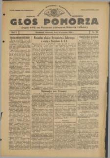 Głos Pomorza : organ PPS na Pomorze północne, Warmię i Mazury 1946.01.24, R. 2 nr 20