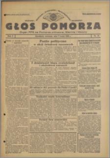 Głos Pomorza : organ PPS na Pomorze północne, Warmię i Mazury 1946.02.07, R. 2 nr 31
