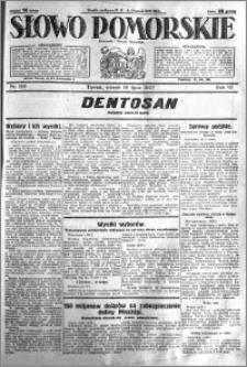 Słowo Pomorskie 1927.07.26 R.7 nr 168