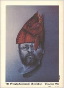 VII Przegląd piosenki aktorskiej. Wrocław 1986. OKiS