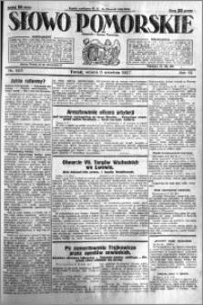 Słowo Pomorskie 1927.09.06 R.7 nr 203