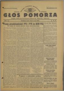 Głos Pomorza : organ PPS na Pomorze północne, Warmię i Mazury 1946.03.08, R. 2 nr 56