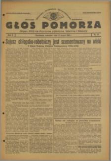 Głos Pomorza : organ PPS na Pomorze północne, Warmię i Mazury 1946.03.14, R. 2 nr 61
