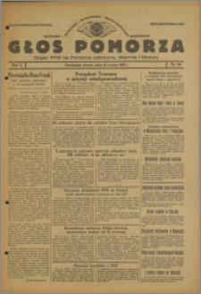 Głos Pomorza : organ PPS na Pomorze północne, Warmię i Mazury 1946.03.19, R. 2 nr 65