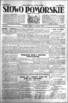 Słowo Pomorskie 1927.09.17 R.7 nr 213