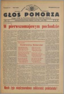 Głos Pomorza : organ PPS na Pomorze północne, Warmię i Mazury 1946.05.01, R. 2 nr 101