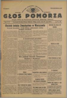 Głos Pomorza : organ PPS na Pomorze północne, Warmię i Mazury 1946.05.10, R. 2 nr 107