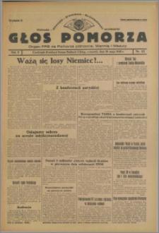 Głos Pomorza : organ PPS na Pomorze północne, Warmię i Mazury 1946.05.16, R. 2 nr 112