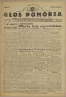 Głos Pomorza : organ PPS na Pomorze północne, Warmię i Mazury 1946.08.23, R. 2 nr 191