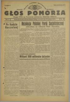 Głos Pomorza : organ PPS na Pomorze północne, Warmię i Mazury 1946.08.29, R. 2 nr 196