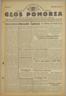 Głos Pomorza : organ PPS na Pomorze północne, Warmię i Mazury 1946.08.31/09.01, R. 2 nr 198