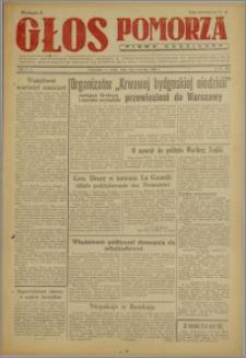 Głos Pomorza : pismo codzienne 1946.09.04, R. 2 nr 201