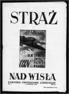 Straż nad Wisłą 1939, R. 9, nr 7