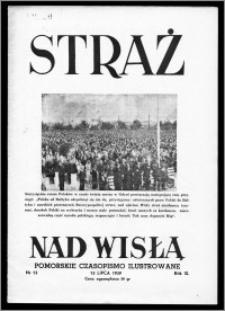 Straż nad Wisłą 1939, R. 9, nr 13