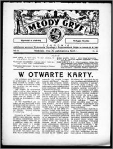 Młody Gryf 1933, R. 3, nr 44