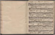 Motetta 8 voc. : Altus Chori Inferioris