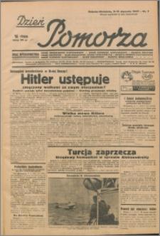 Dzień Pomorza, 1937.01.08, nr 6