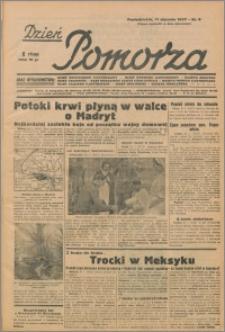 Dzień Pomorza, 1937.01.09/10, nr 7