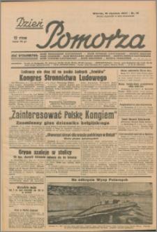 Dzień Pomorza, 1937.01.18, nr 14