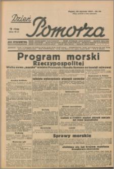 Dzień Pomorza, 1937.01.28, nr 23