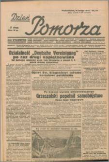 Dzień Pomorza, 1937.02.13/14, nr 36
