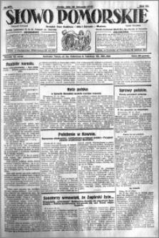 Słowo Pomorskie 1927.11.30 R.7 nr 275