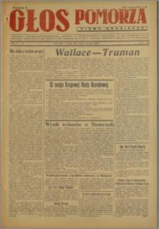 Głos Pomorza : pismo codzienne 1946.09.18, R. 2 nr 213