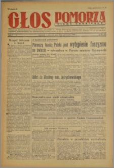 Głos Pomorza : pismo codzienne 1946.10.10, R. 2 nr 232