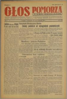 Głos Pomorza : pismo codzienne 1946.10.14, R. 2 nr 234
