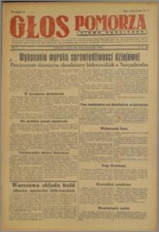 Głos Pomorza : pismo codzienne 1946.10.18, R. 2 nr 238