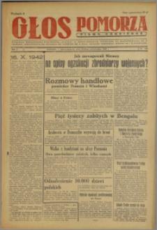 Głos Pomorza : pismo codzienne 1946.10.19/20, R. 2 nr 239