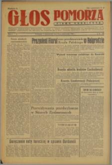 Głos Pomorza : pismo codzienne 1946.10.21, R. 2 nr 240
