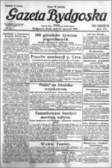 Gazeta Bydgoska 1928.01.11 R.7 nr 8