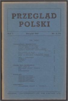 Przegląd Polski 1947, R. 2 nr 8 (14)