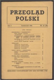 Przegląd Polski 1948, R. 3 nr 10 (28)