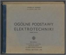 Ogólne podstawy elektrotechniki