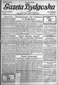 Gazeta Bydgoska 1928.02.07 R.7 nr 30