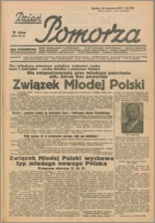 Dzień Pomorza, 1937.06.23, nr 142